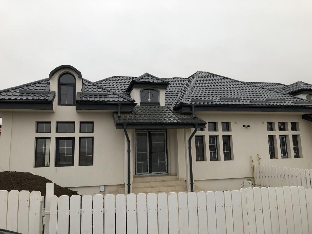 Vila de vanzare,Miroslava,proiect deosebit-Canalizare
