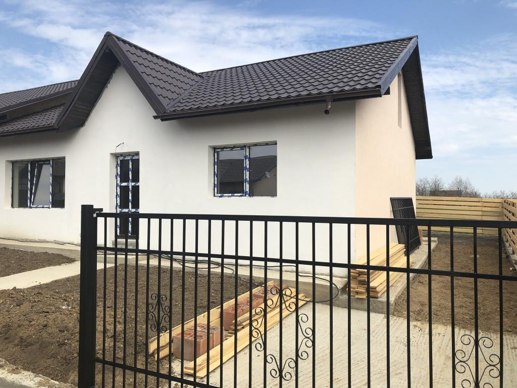 Casa 3 camere, 85 mp utili, Valea Ursului-Miroslava