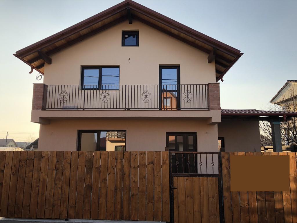 Canalizare!Placa!Vila 4 camere,Popas Pacurari-Valea Lupului
