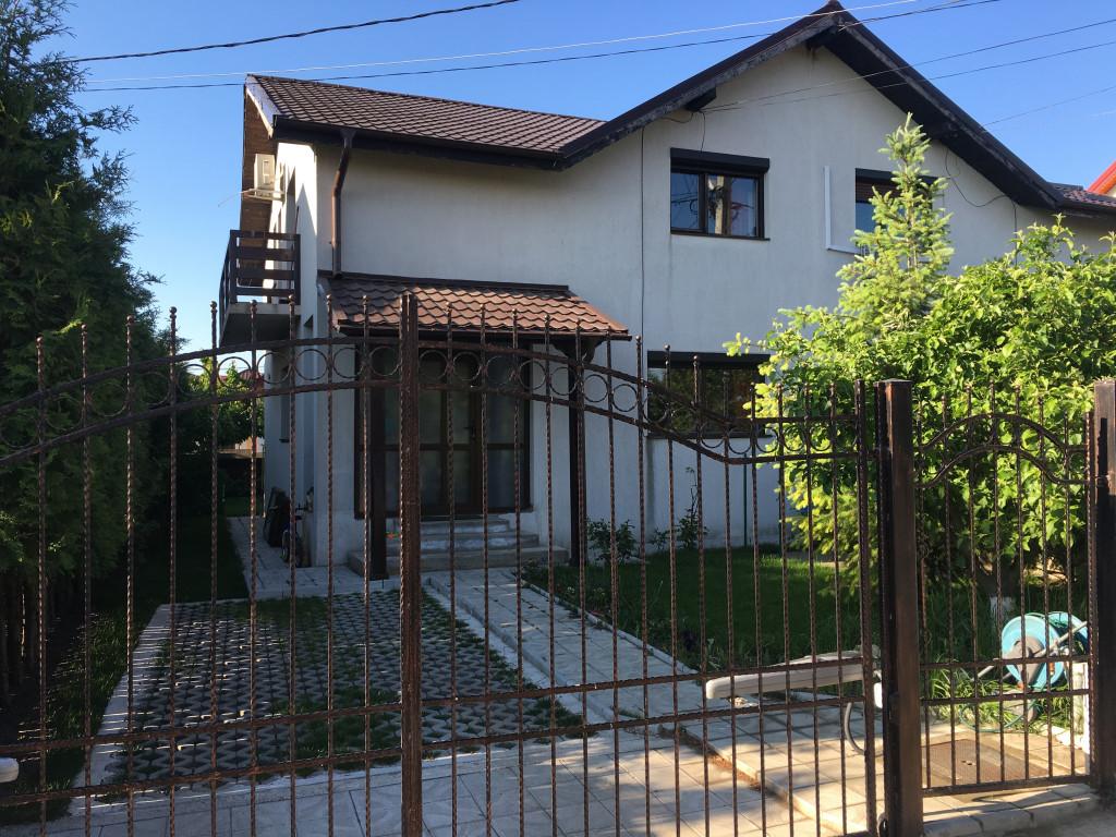 Vila 4 camere, tip duplex, 250 mp teren,Popas Pacurari-Valea Lupului