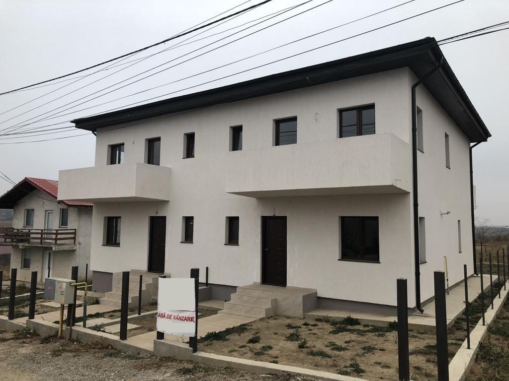 Casa 4 camere, 105 mp utili, zona Breazu - Rediu
