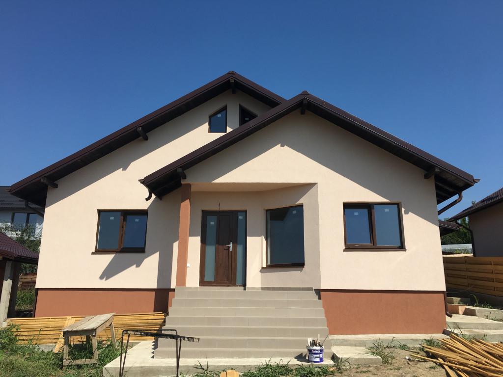 Finalizata!Casa individuala,3 camere,Valea Adanca (Miroslava)