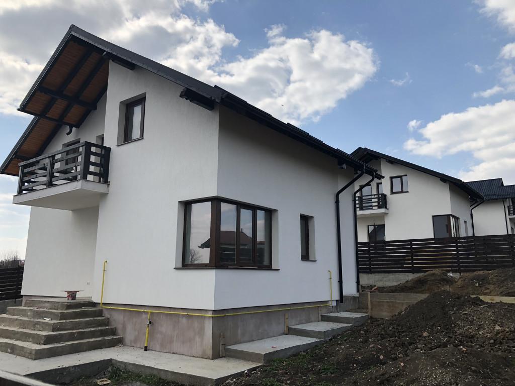Finalizata! Vila 5 camere, 114 mp utili, Valea Adanca (Miroslava)