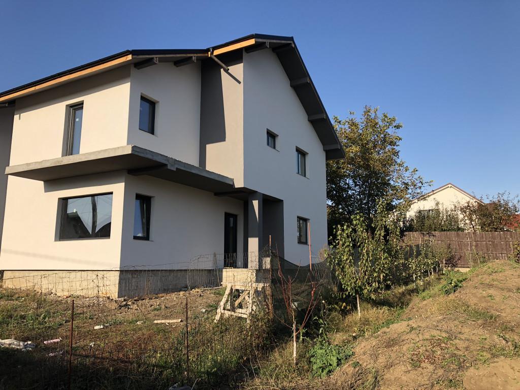 Beci! Vila 4 camere, 115 mp utili, Valea Adanca (Miroslava)