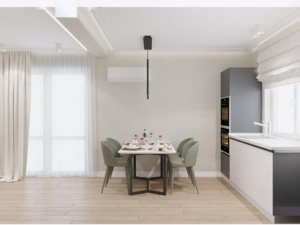 Apartament 3 camere, 58 mp + parcare, Pacurari - Rediu