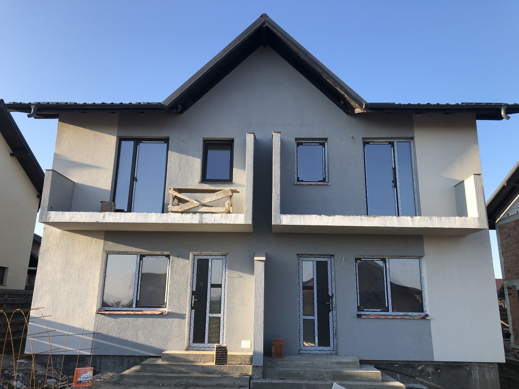 Vila 3 camere, 84 mp utili, Valea Adanca (Miroslava)