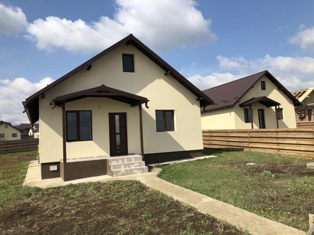 Casa individuala,3 camere,400 mp teren-Horpaz