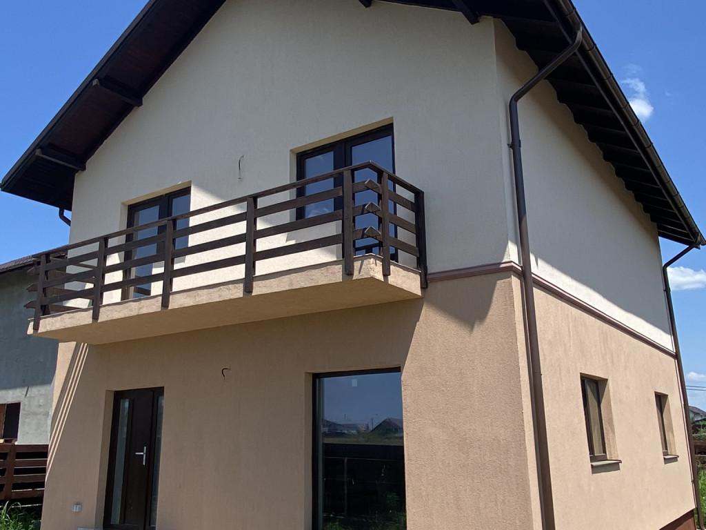 Finalizata!Canalizare!Vila 4 camere,Popas Pacurari-Valea Lupului