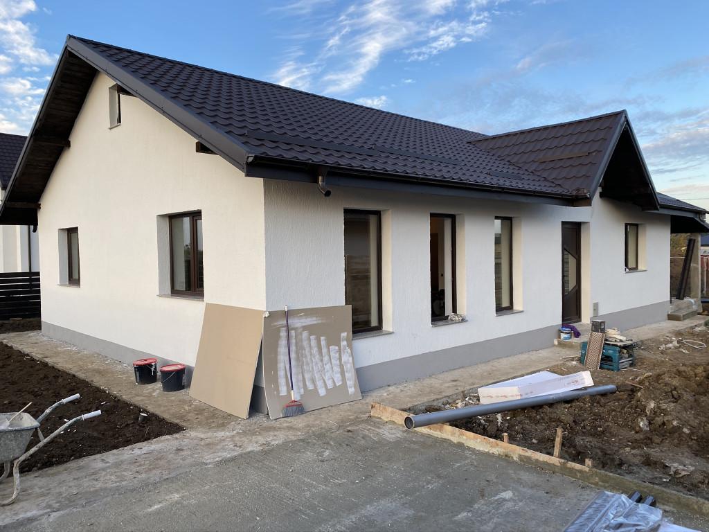 Casa 3 camere, 96 mp utili, 480 mp teren, Miroslava - Valea Ursului