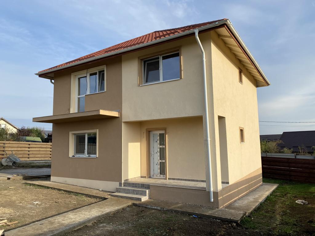 Vila 4 camere,100 mp utili,410 mp teren,Valea Adanca (Miroslava)